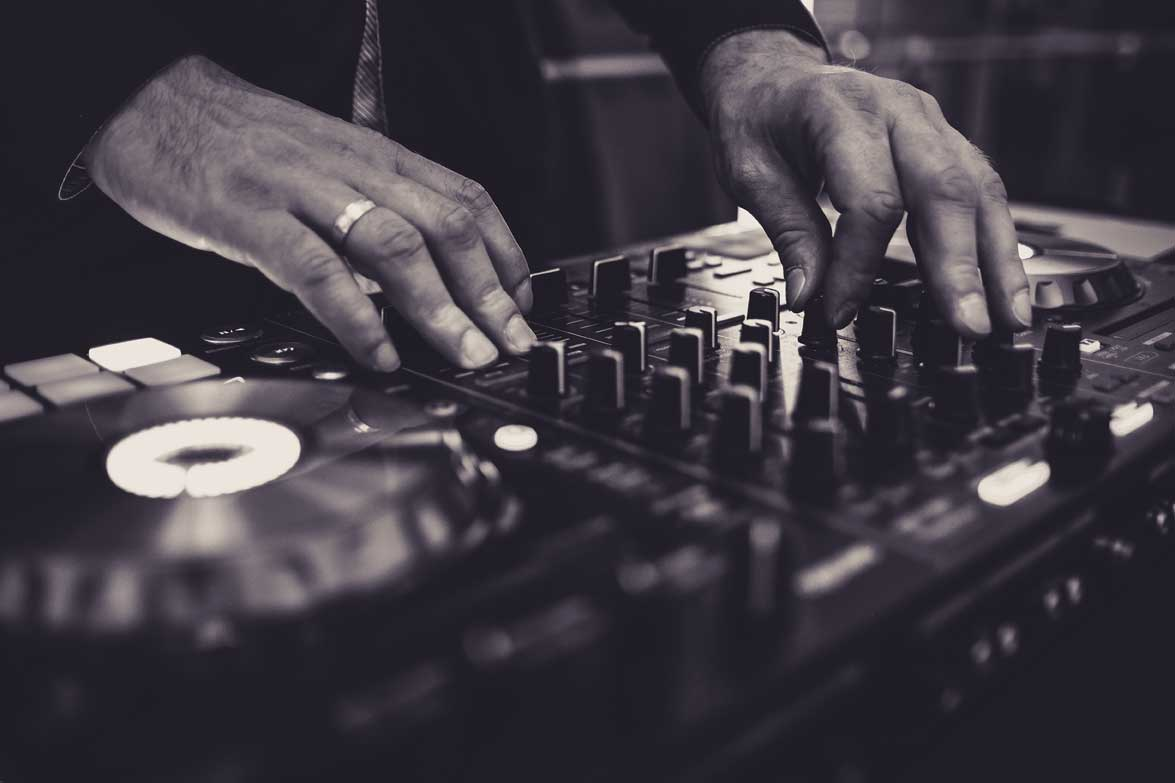 DJ Jens Torberg aus Herne, NRW