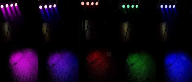 LED Bar Mashup DJ99