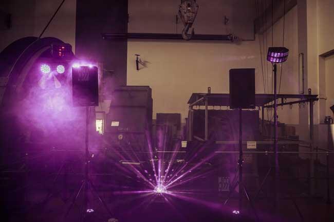 LED Lichteffekte, DJ99