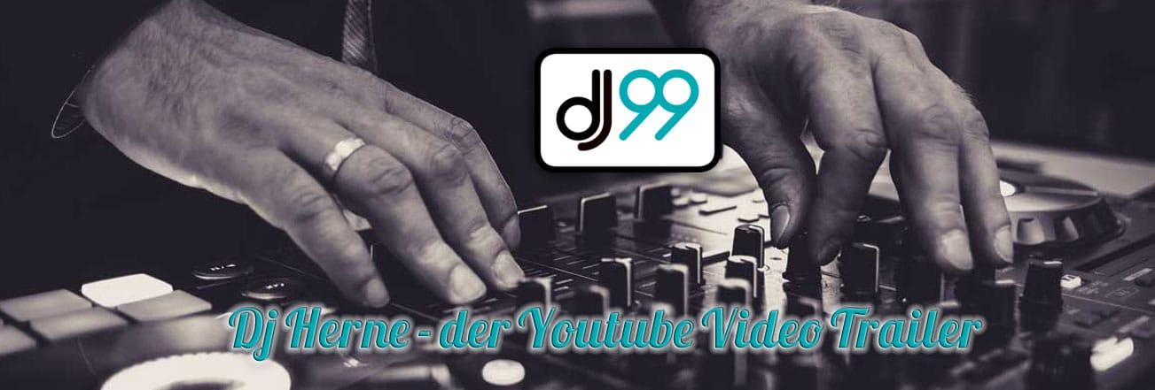 DJ Herne, Youtube Video.